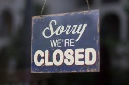 barın kapatılması
