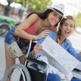 engelli otel misafirleri