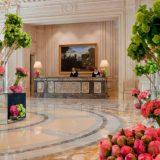otel çiçekçisi